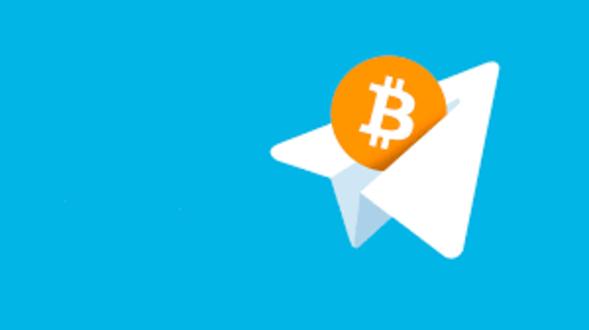 При помощи Telegram сейчас можно пересылать криптовалюту