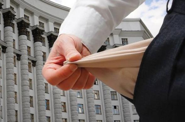 Госбюджет изготовлен с недостатком 13,6 млрд грн