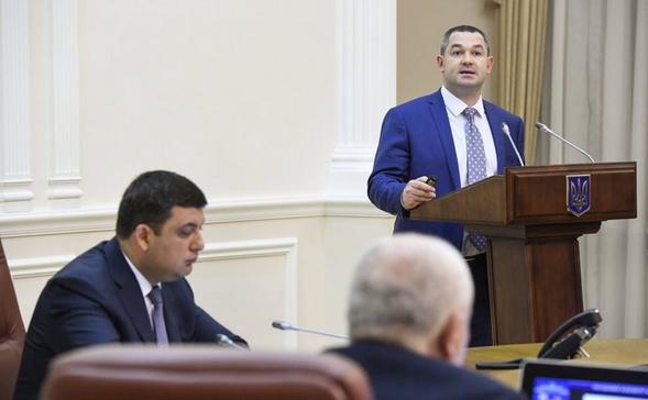 Данилюк сообщил послов G7 оконфликте спремьер-министром