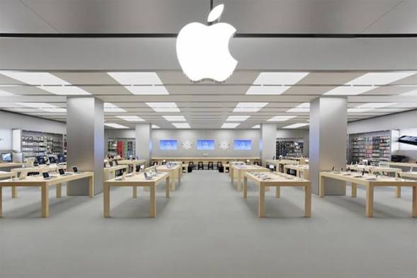 Водесском МегаЦитрусе открывается первый Apple Shop