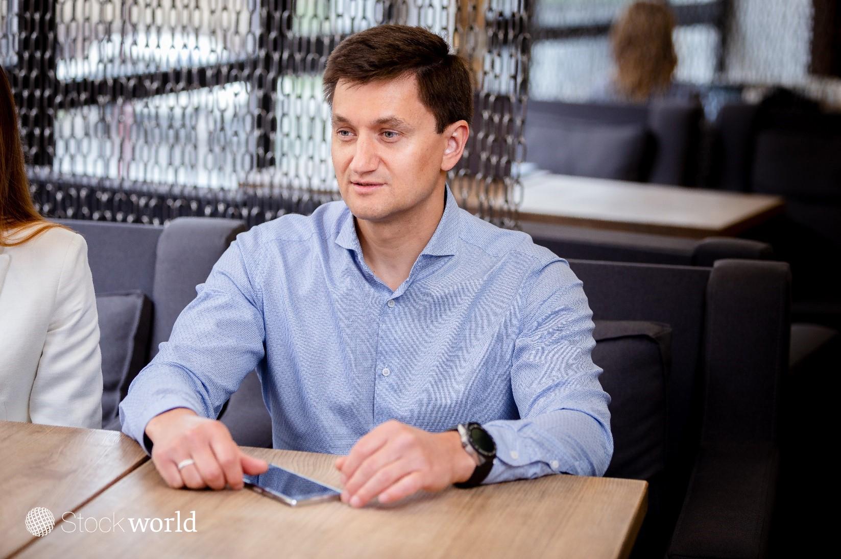 Дмитрий Богодухов Елена Богодухова stockworld 03